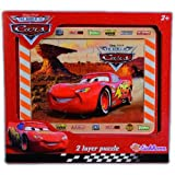 Simba Simba Cars Wooden Puzzle 2 Layers