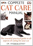 img - for Complete Cat Care Manual book / textbook / text book