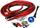 Stinger 4 Gauge Complete Amplifier Wiring Kit