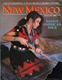 New Mexico Magazine (August 1991, Native American Issue, Volume 69, Number 8)
