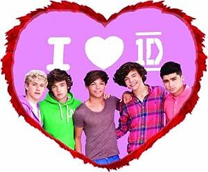 1 D - One Direction - Peluche: Amazon.es: Juguetes y juegos