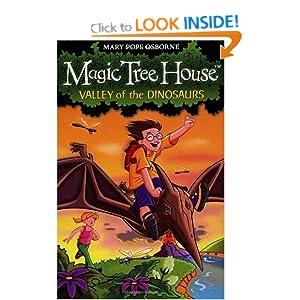 Magic Tree House 1 Valley Of The Dinosaurs Amazon Co Uk