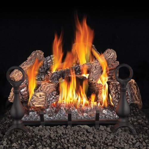 Napolean Fireplaces GVFL18P 18 in. Vent Free Gas Log Set (Vent Free Gas Logs 14 Inch compare prices)