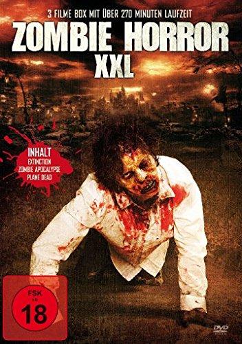 Zombie Horror XXL Box (3 Filme)