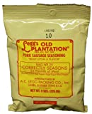 A.C. Legg INC #10 Pork Sausage Seasoning
