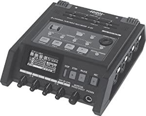 Roland R-44 | 4 Channel 24bit Portable Recorder