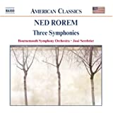 Rorem: Symphonies Nos. 1 - 3