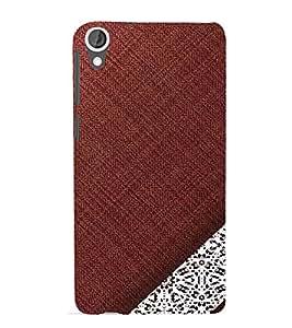 Fuson Premium D13285 Printed Hard Plastic Back Case Cover for HTC Desire 820G Plus Dual Sim