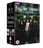 The Complete Being Human BBC TV Series DVD Box Set Collection: Series 1, 2, 3, 4 and 5 + Extras
