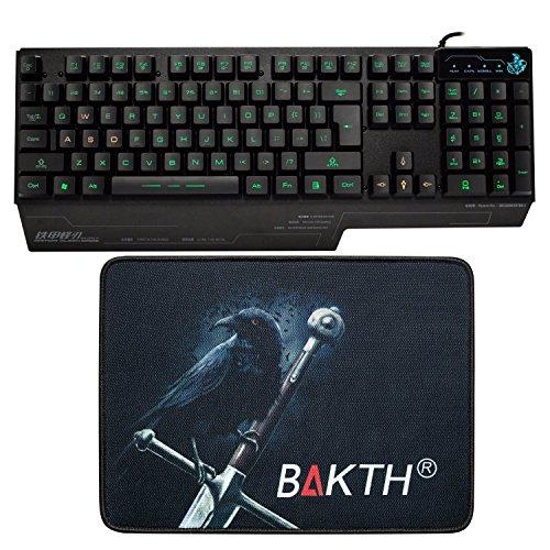 bakth-teclado-mecanico-imitacion-para-gaming-104-teclas-12-teclas-de-acceso-directo-ajustable-3-colo