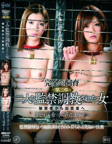 完全なる飼育 第二章 二人の監禁調教された女 被害者から加害者へ [DVD]
