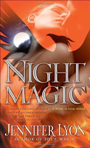 Image of Night Magic: A Wing Slayer Novel