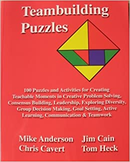 Amazon.in: Buy Teambuilding Puzzles: 100 Puzzles and Activities ...