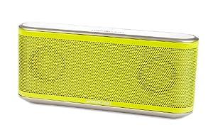 Monster ClarityHD Micro Bluetooth Speaker Interchangeable Grills (Green)
