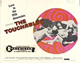 The-Touchables-Movie-Poster-11-x-14-Inches---28cm-x-36cm-1968-Style-A--Judy-HuxtableEster-AndersonMarilyn-RickardsKathy-Simmonds