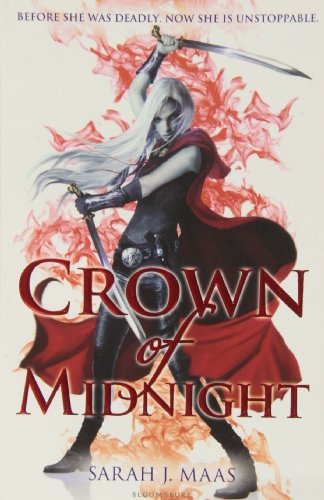 Crown of Midnight (Throne of Glass, #2)  - Malaysia Online Bookstore