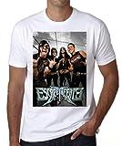 Escape the Fate 5052 White T-Shirt