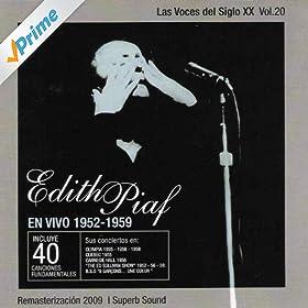 Amazon.com: Les Feuilles Mortes - Carnegie Hall (1956): Edith Piaf