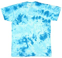 Disney Alice in Wonderland Tie Dye Graphic T-Shirt - Large