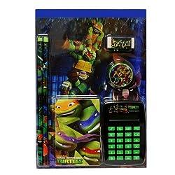Nickelodeon TMNT 7pc Calculator Set