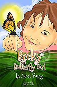 Becky The Butterfly Girl by Janet Young ebook deal
