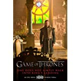Game of Thrones Poster TV H 11 x 17 Inches - 28cm x 44cm Charles Dance Ron Donachieby Pop Culture Graphics