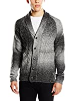 Pepe Jeans London Chaqueta Punto Allie (Gris)