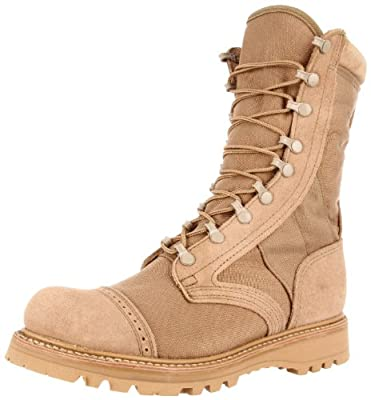 Corcoran Men's 10 Inch Berry Amendment Compliant Marauder Work Boot