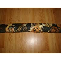 Door Draft Stopper Fragrant Balsam Featuring Big Dogs