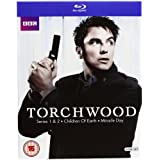Torchwood: Series 1-4 [Blu-ray] [Region Free]by John Barrowman