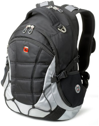 SwissGear SA9769 Computer Backpack (Black/Light
