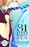 img - for 31 Days to Great Sex by Sheila Wray Gregoire (24-Jul-2014) Paperback book / textbook / text book