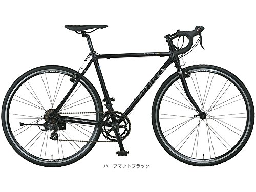 ミヤタ(MIYATA) カリフォルニア スカイ-R ACSR526 クロスバイク700C ハーフマットブラック(OK26) 1032
