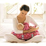 Infant Support Breast Feeding Pillow. Chip Chip Collection.