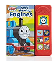 Thomas & Friends Good Morning Engines Sound Book