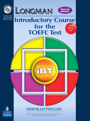 Longman Introductory Course for the TOEFL Test: iBT...