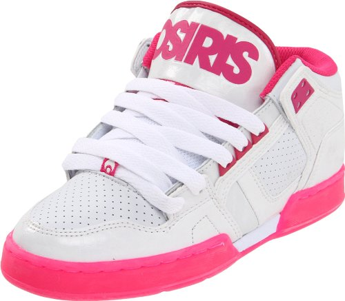 Osiris Women's Nyc83 Mid W White Trainer 2177-255 6 UK, 8.5 US