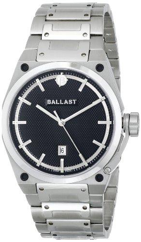 Ballast VALIANT Men's Stainless Steel Solid Bracelet Watch - BL-5102-22