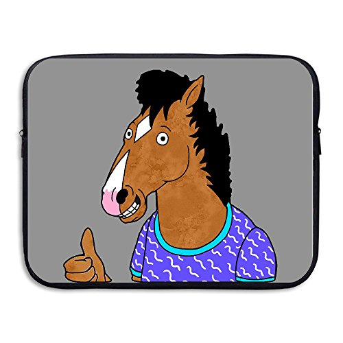 Custom Geek BoJack Horseman Anti-shock Notebook Protector Case Bag 13 Inch