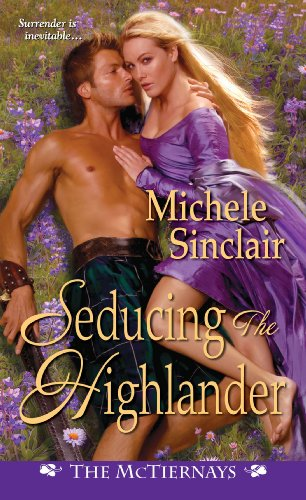 Image of Seducing the Highlander (The Mctiernays)