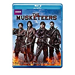 Musketeers, The [Blu-ray]