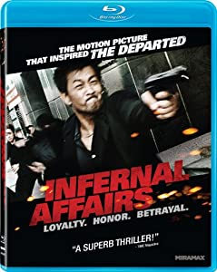 Infernal Affairs [Blu-ray] [Import]
