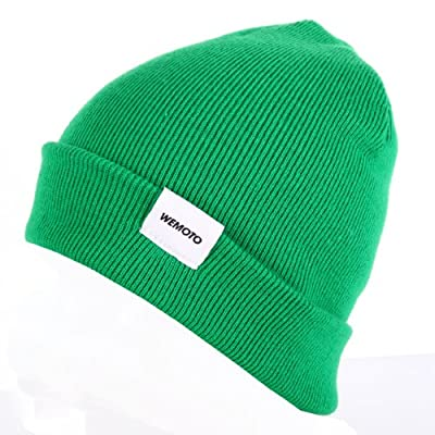 WEMOTO North Beanie Kelly Green