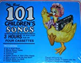 The Best 101 Children's Songs