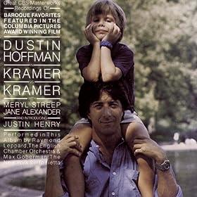 "Great CBS Masterworks Recordings of Baroque Favorites from ""Kramer vs. Kramer"""