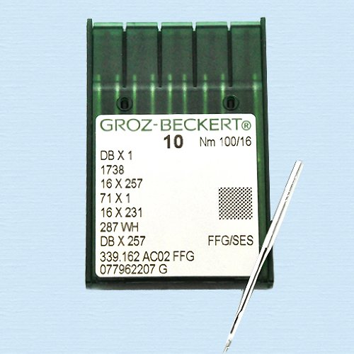 Sale!! GROZ-BECKERT Gb 16x231 ~ Nm 100/16 (Pack of 10 Needles)