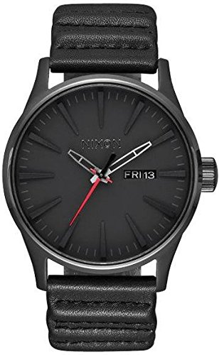nixon-sentry-leather-sw-kylo-black-watch-a105sw-2444