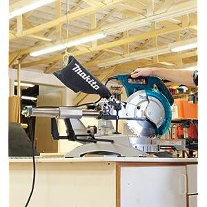 Makita LS1018 Dual-Bevel Slide Compound Miter Saw, 10-Inch