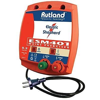 Woodstream 09-119XR Rutland ESM401 netzbetriebenes Weidezaungerät von Woodstream bei Gartenmöbel von Du und Dein Garten
