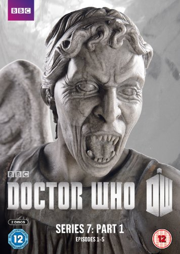 Doctor Who - Series 7 Part 1 Weeping Angels Limited Edition [DVD + UV Copy]